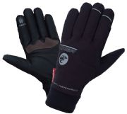 CHIBA RAIN PRO WINTER GLOVES BLACK